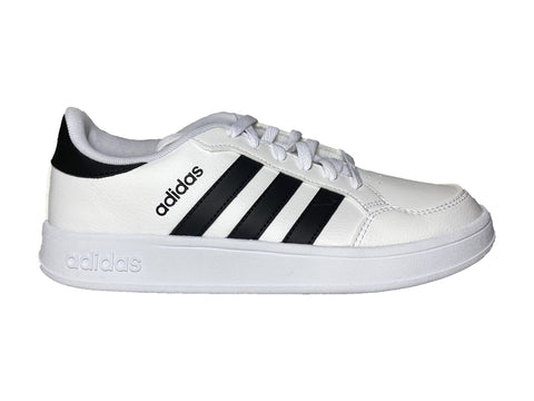 Tenis adidas Breaknet White Black
