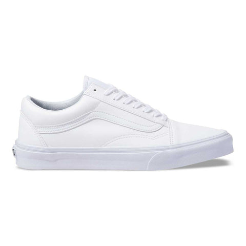 Tenis Vans Old Skool Blanco