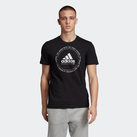 Playera Adidas Must Have Negra