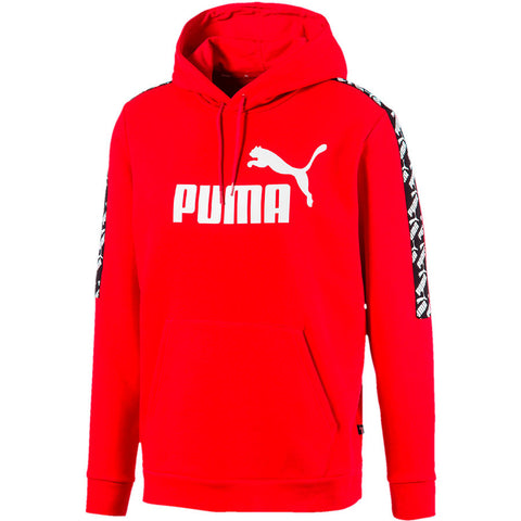 Sudadera Puma Amplified Hoody Rojo