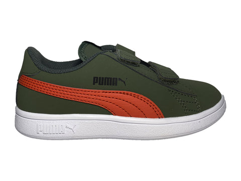 Tenis Puma Smash V2 Jr 183-20