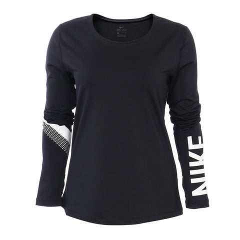 Playera Nike Pro Warm Stripe