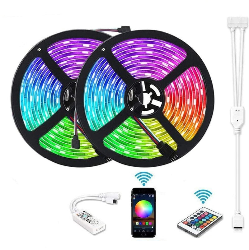 Ocean Galaxy Light™ Phone Controlled LED Light Strip