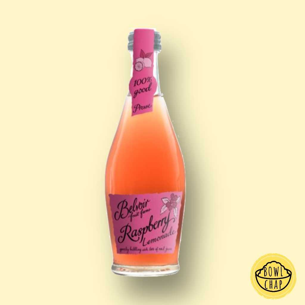 Raspberry Sparkling Press Juice
