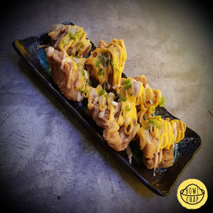 [6PCs] SPECIAL: Nacho Cheese Chicken Karaage