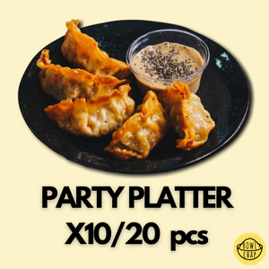 [PARTY PLATTER!] Chicken Gyoza  ( 10/20 pcs)