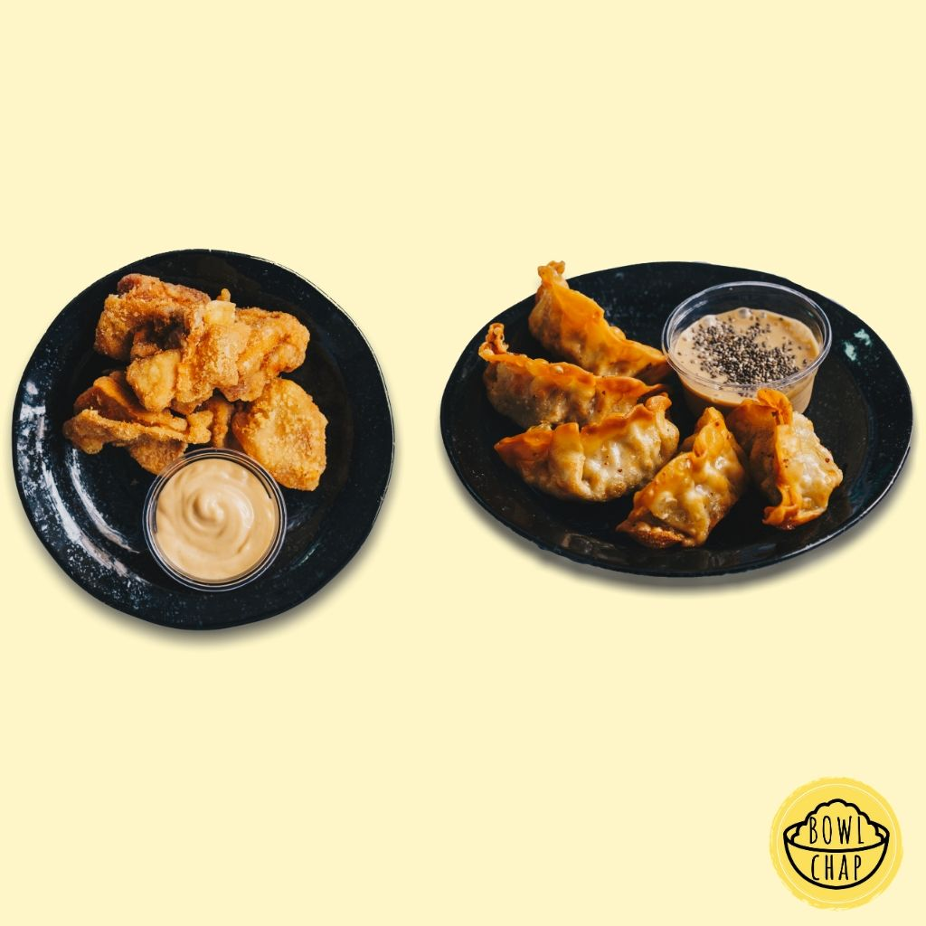 FAMILY BOX: 5PCs Karaage+ 5 PCs Gyoza