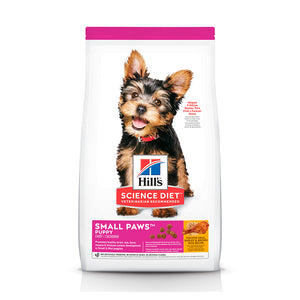 CONCENTRADO PARA PERRO SCIENCE DIET SMALL & TOY PUPPY 4.5 LBS