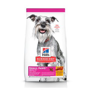 CONCENTRADO P/PERRO SCIENCE DIET SMALL & TOY SENIOR 4.5 LBS