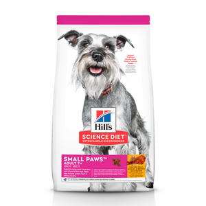 CONCENTRADO P/PERRO SCIENCE DIET SMALL & TOY SENIOR 15.5 LBS