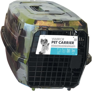 M-PETS® WARRIOR PET CARRIER - GREEN