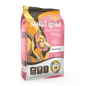 SOLID GOLD ALIMENTO P/PERRO HUND-N-FLOCKEN LAMB POTATO FREE