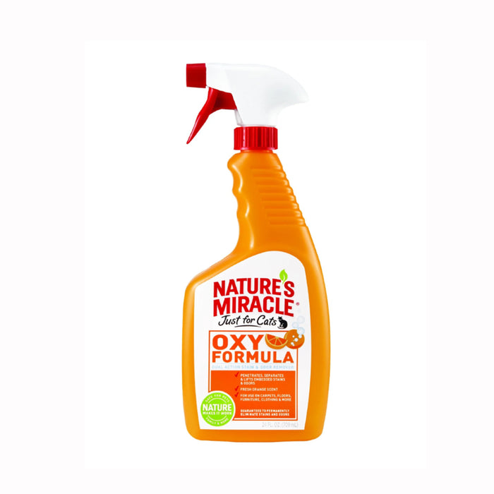 NATURES MIRACLE OXY CLEAN CAT 24oz