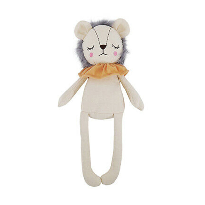 ROOSEWOOD DOG TOY MRS SLEEPY LION BEIGE
