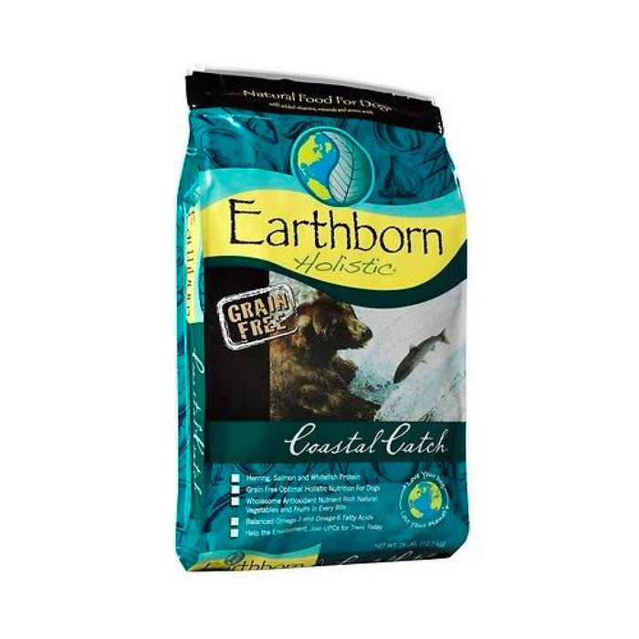 CONCENTRADO P/PERRO EARTHBORN HOLISTIC COASTAL CATCH 2.5 KG
