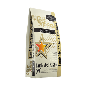 CONCENTRADO P/PERRO STAR PRO LAMB RICE ADULTO