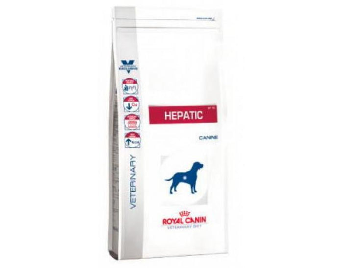 CONCENTRADO P/PERRO ROYAL CANIN HEPATIC 6 KG