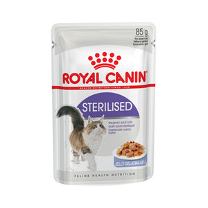 CONCENTRADO PARA GATO ROYAL CANIN STERILISED 85 G
