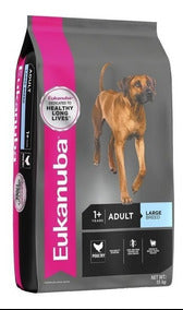 CONCENTRADO P/PERRO EUKANUBA ADULTO LARGE BREED 18.14 KG