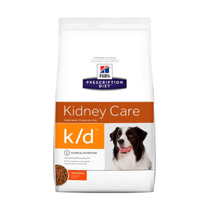 CONCENTRADO P/PERRO SCIENCE DIET MEDICADO K/D 8.5 LB