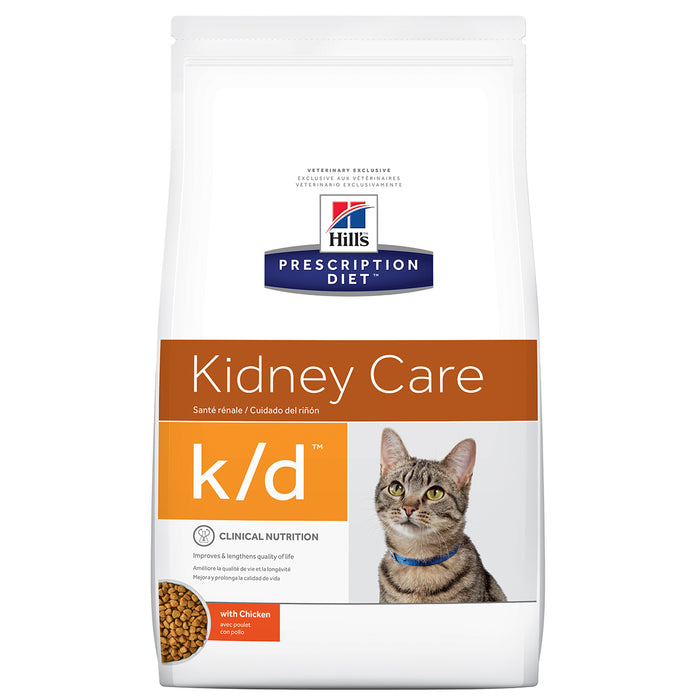 CONCENTRADO P/GATO SCIENCE DIET MEDICADO K/D 4 LB