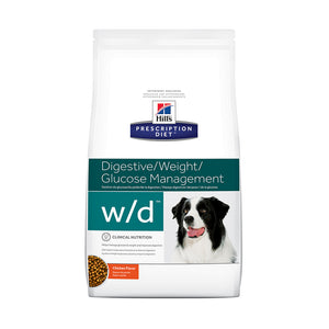 CONCENTRADO PARA PERRO SCIENCE DIET MEDICADO W/D 8.5 LB