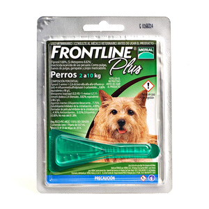 ANTI-PULGAS P/PERRO FRONTLINE PLUS PIPETA