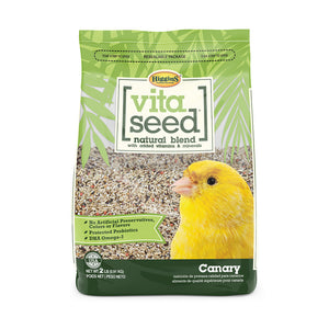 ALIMENTO P/AVES VITASEED CANARY 2 LB