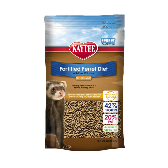 ALIMENTO P/FERRET KAYTEE WITH REAL CHICKEN 4 LB
