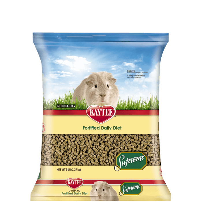 KAYTEE ALIMENTO P/CUYO SUPREME GUINEA PIG DIET 5LB
