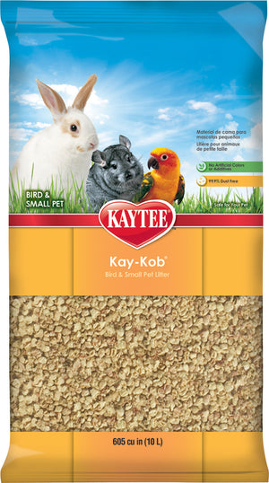 KAYTEE KAY KOB BEDDING P/AVES 4/605CU IN