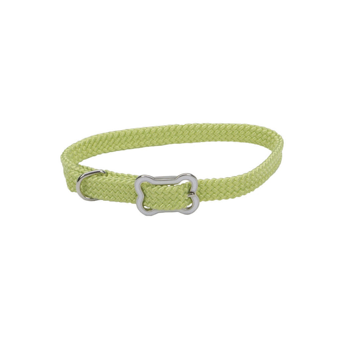 "COASTAL® SUNBURST COLLAR LIME 3/8"" X 10"", 12"""