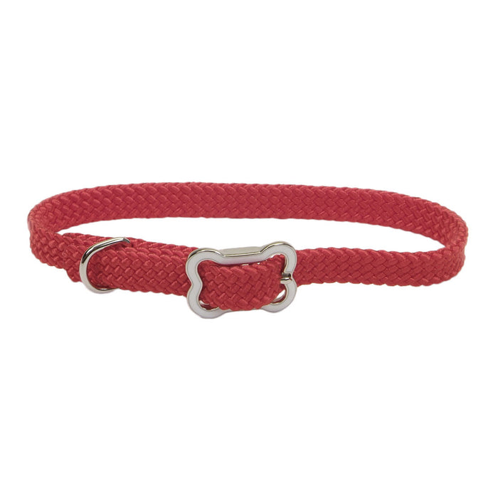 "COASTAL® SUNBURST COLLAR RED 3/8"" X 10"", 12"""