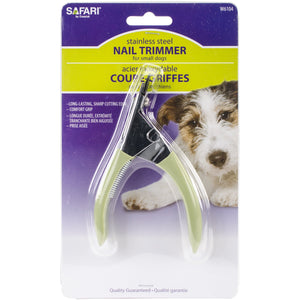 COASTAL® SAFARI GUILLOTINE NAIL TRIMMER - SMALL