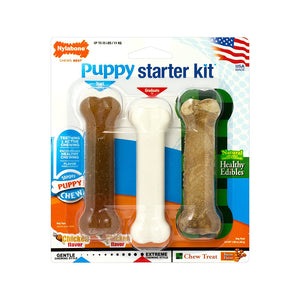 PUPPY STARTER KIT 3 PACK