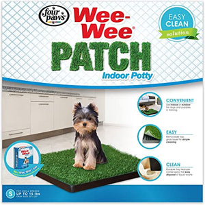ACCESORIO P/PERRO WEE WEE PATCH SMALL 20X27 PULGADAS FOUR PAWS