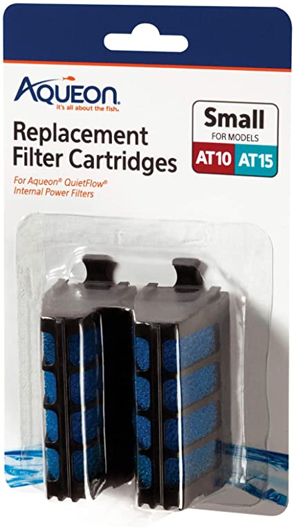 REPUESTO AQUEON INTERNAL FILTER CARTRIDGES SMALL 2 PACK -06974-