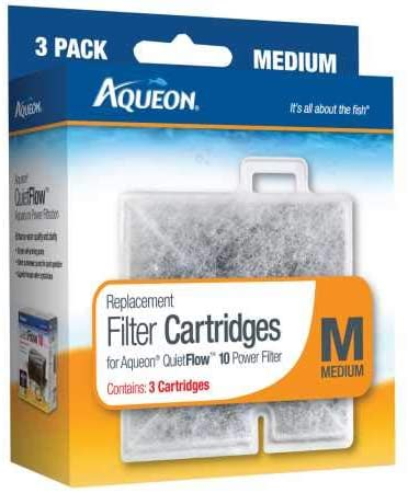 REPUESTO AQUEON CARTDRIGE MEDIUM 3 PACK -06084-