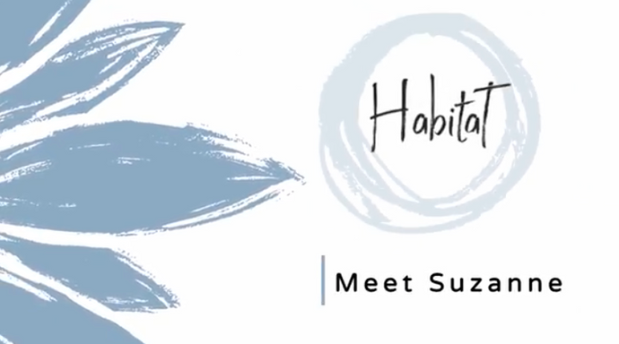 Meet Suzanne Williams, Founder of Habitat Clothing