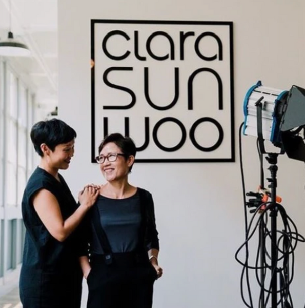 The Mother/ Daughter Team Behind Clara Sunwoo