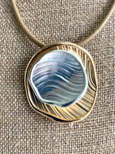 Load image into Gallery viewer, Circle on Circle Necklace
