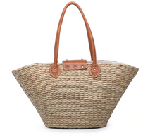 Load image into Gallery viewer, Clara Seagrass Tote