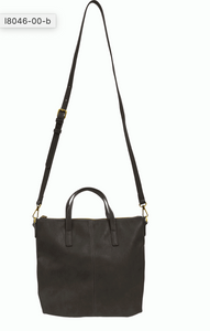 Kim Zip Top Medium Tote