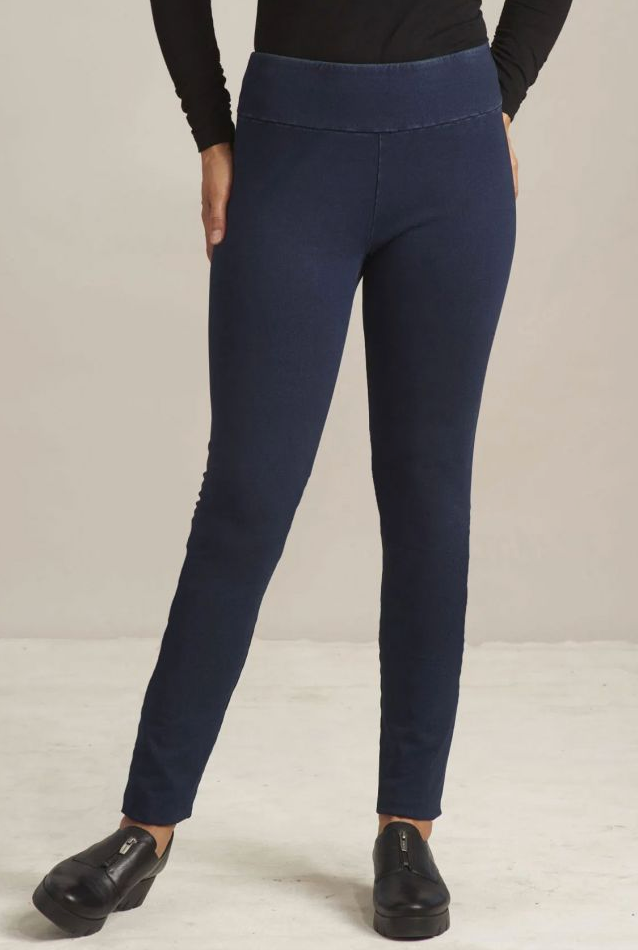 Habitat Indigo Wash Knit Legging