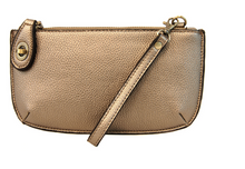 Load image into Gallery viewer, Mini Cross Body Wristlet Clutch (NEW COLORS)