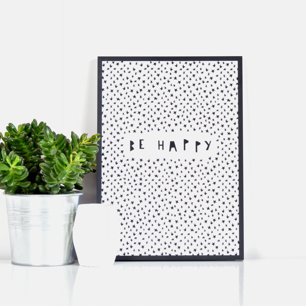 Be Happy - Prints - Ingrid Petrie - 1