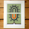 Glasgow District Subway V2 - Prints - Breuk - 6