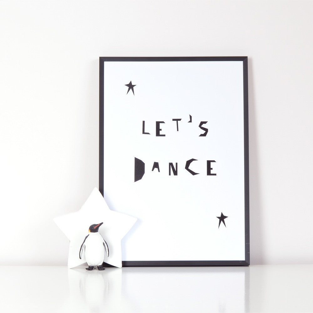 Let's Dance - Prints - Ingrid Petrie - 1