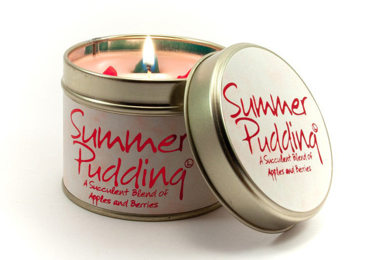 Summer Pudding scented candle - Candles - Lily Flame