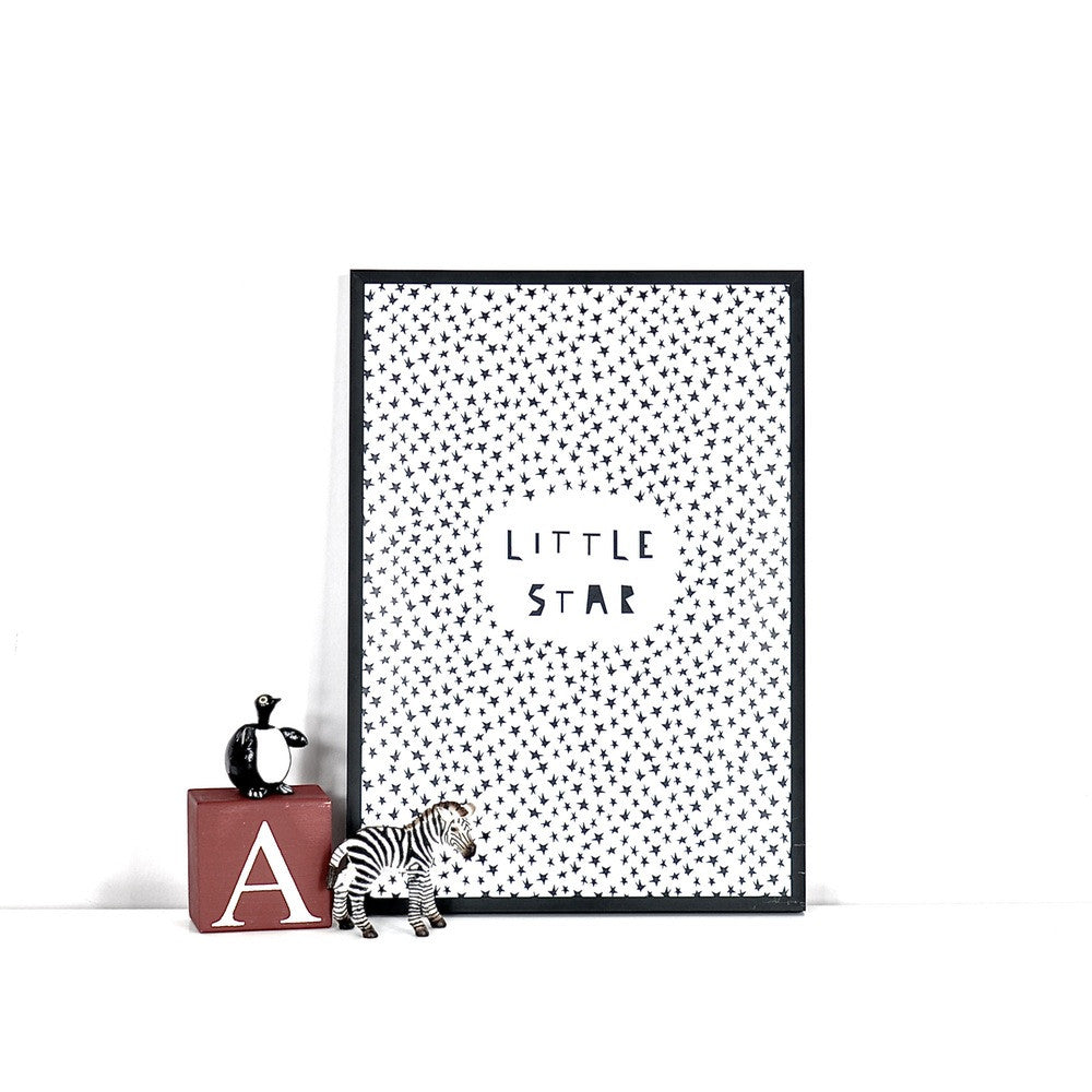 Little Star - Prints - Ingrid Petrie - 1
